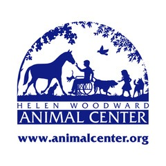 Helen Woodward Animal Center Charity Logo