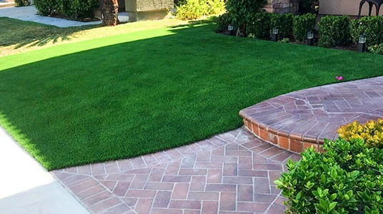 Expert 108 example yard installation