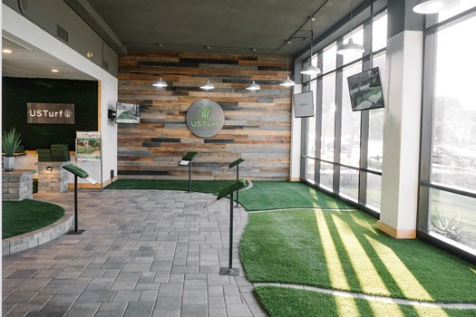 US Turf Indoors with Artificial Grass Information