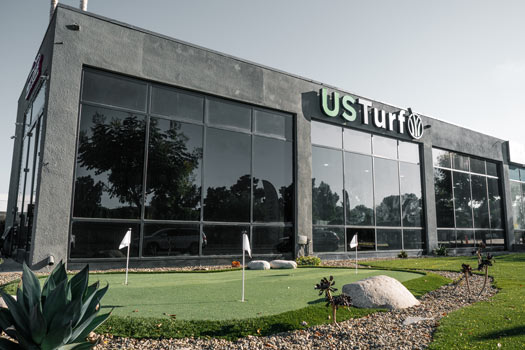 US Turf Building