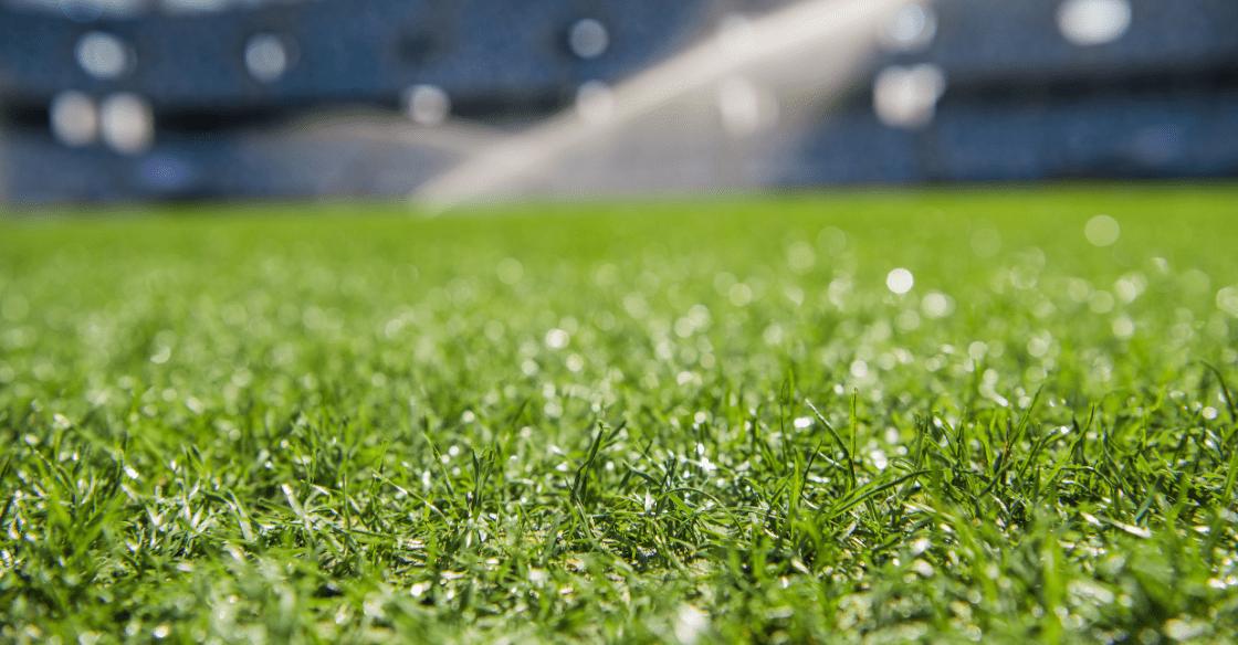 Watering artificial turf
